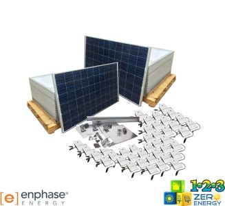10400 Watt On Grid Solar PV Package - Enphase
