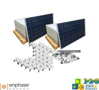 8320 Watt On Grid Solar PV Package - Enphase