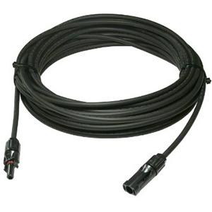 25' Solar PV Cable Male/Female MC4