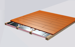 Efficient Floor Heating Systems
