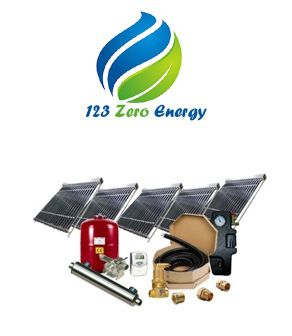 SPH-5 Advanced Solar Pool Heater