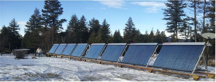 Solar Home Heating And Solar Space Heating Packages