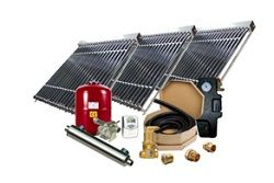Solar Pool Heating Packages
