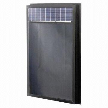 SAH34 - Dual Vent Solar Air Collector  With Digital Thermostat
