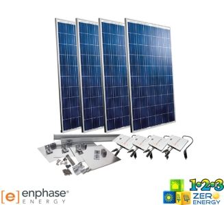 1040 Watt On Grid Solar PV Package - Enphase
