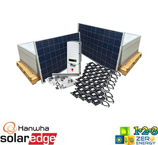 11160 Watt On Grid Solar PV Package - SolarEdge