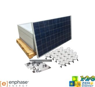 5200 Watt On Grid Solar PV Package - Enphase
