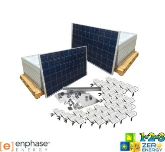 9360 Watt On Grid Solar PV Package - Enphase