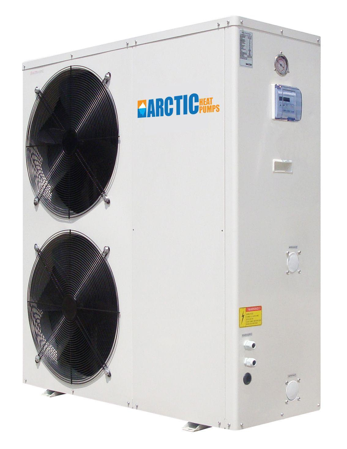 Pool & Spa Heat Pumps & Chillers