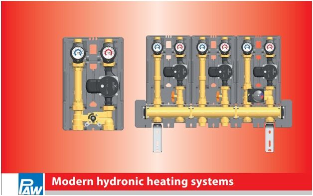 Paw Hydronic Heating Equipment