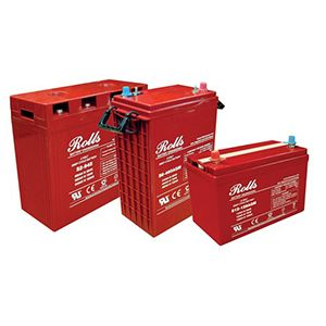 Rolls AGM Series 5 Batteries S2-1180AGM