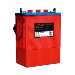 Rolls/Surrett - Flooded  Batteries S550