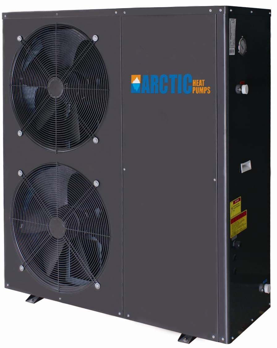 Cold Weather EVI Heat Pumps