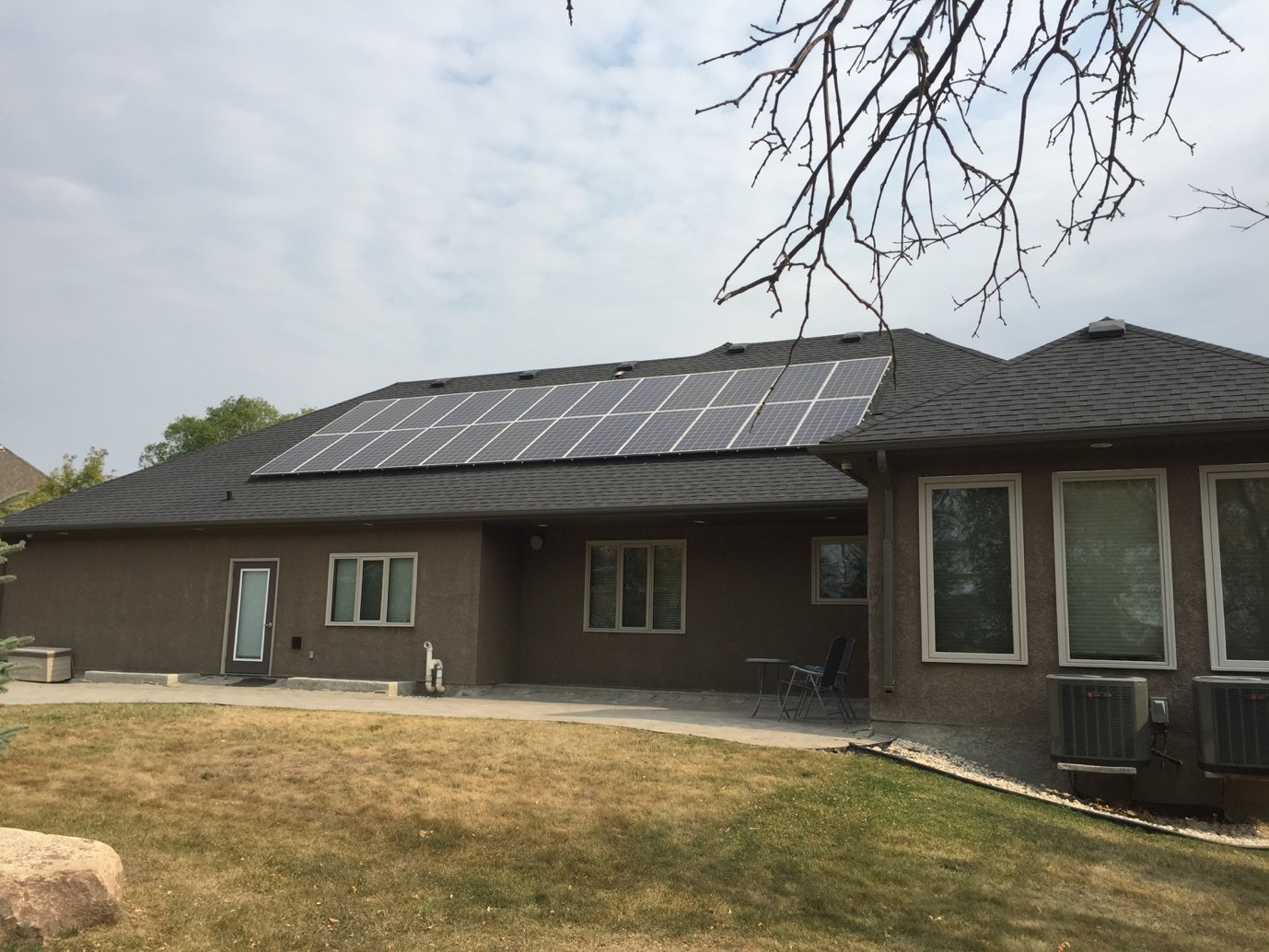 Residential Solar Project in Headingly