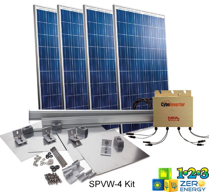 SPVW-4 - 1200 Watts