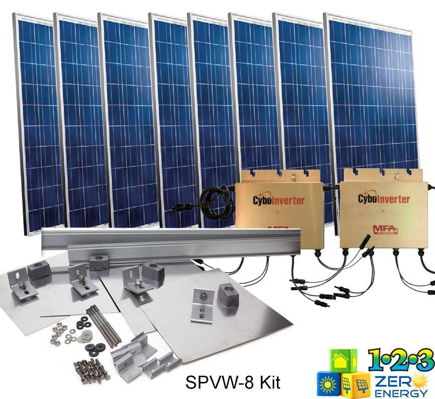 SPVW-8 - 2400 Watts