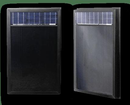 Solar Air Heating Using Solar Air Collectors
