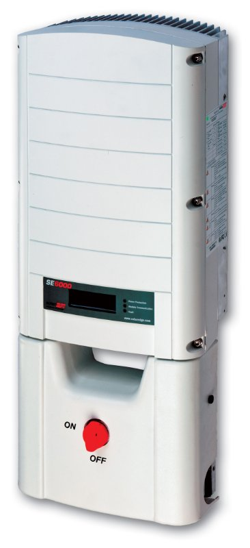 SolarEdge 6000 Watt Inverter - SE6000A-US