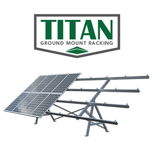 Titan Ground Mount