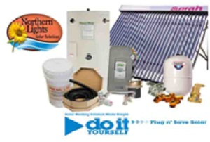 Solar Home Heating Packages