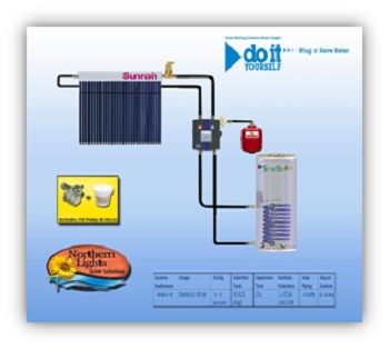 Domestic Solar Water Heating and Solar Space Heating ...