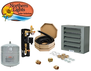 @nd Heating Loop Kits