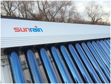 solarthermal heating system