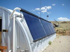 Solar Thermal Installations in Manitoba